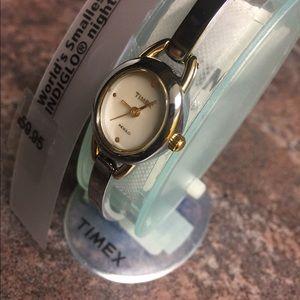 Timex indiglo  women's dress watch - new in box